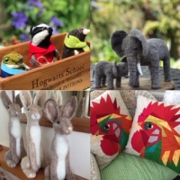 MADE BY MO DECOR - Needle Felt Artist